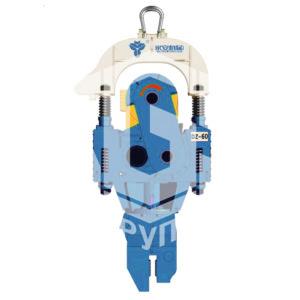 Электрические вибропогружатели серии DZ Yongan
