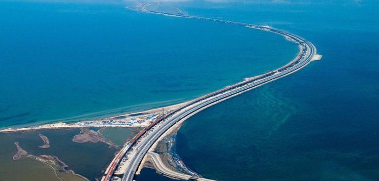 Строителей моста привлекут к работам в порту