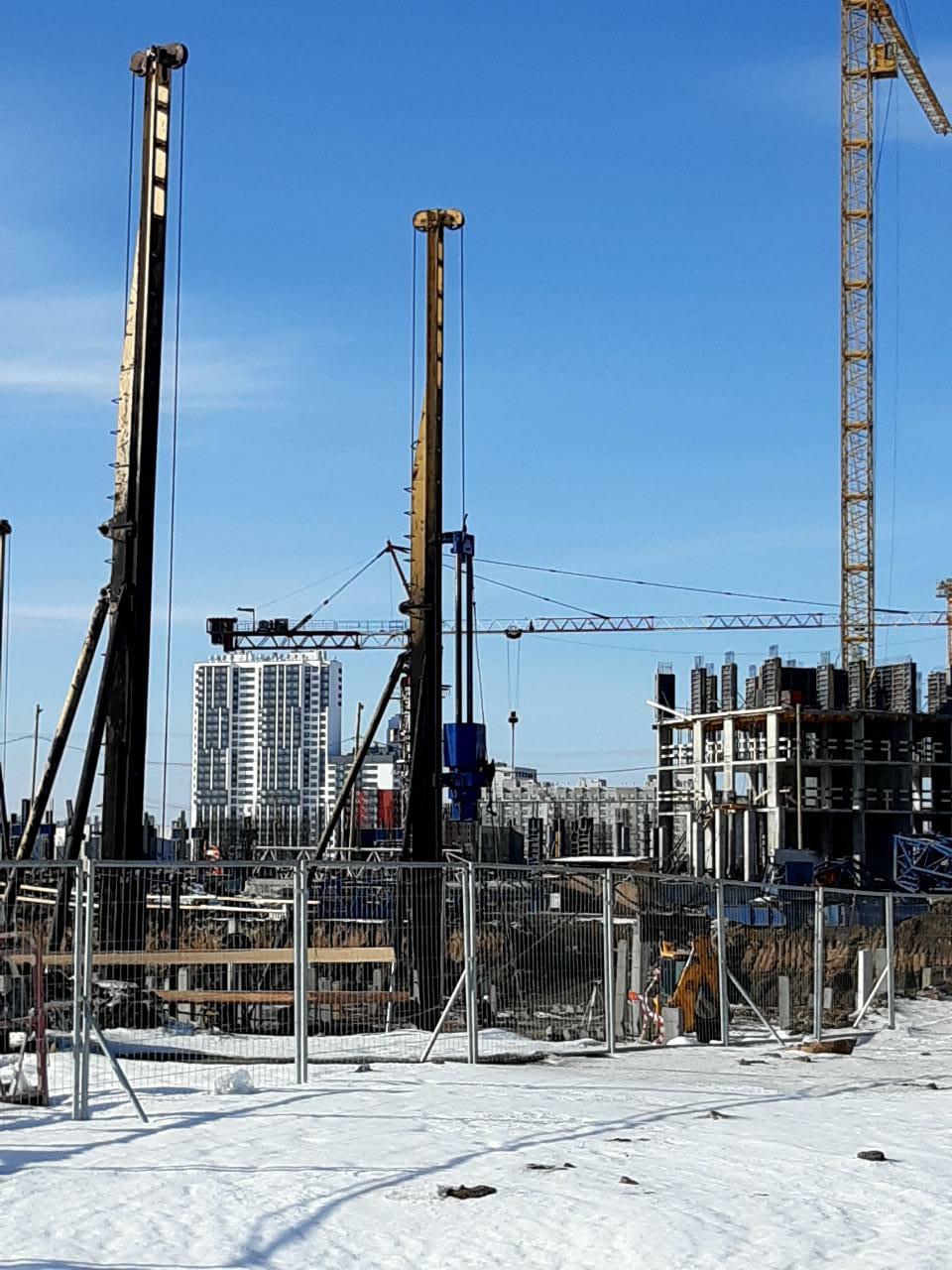 В Москве законсервировали все жилые стройки, где остановили работы