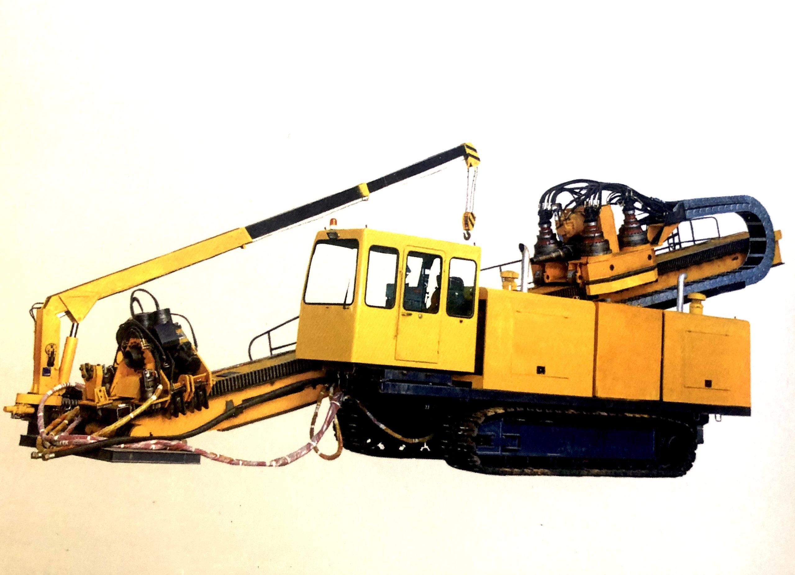 Горизонтальная буровая машина JuLi (Серия JL)